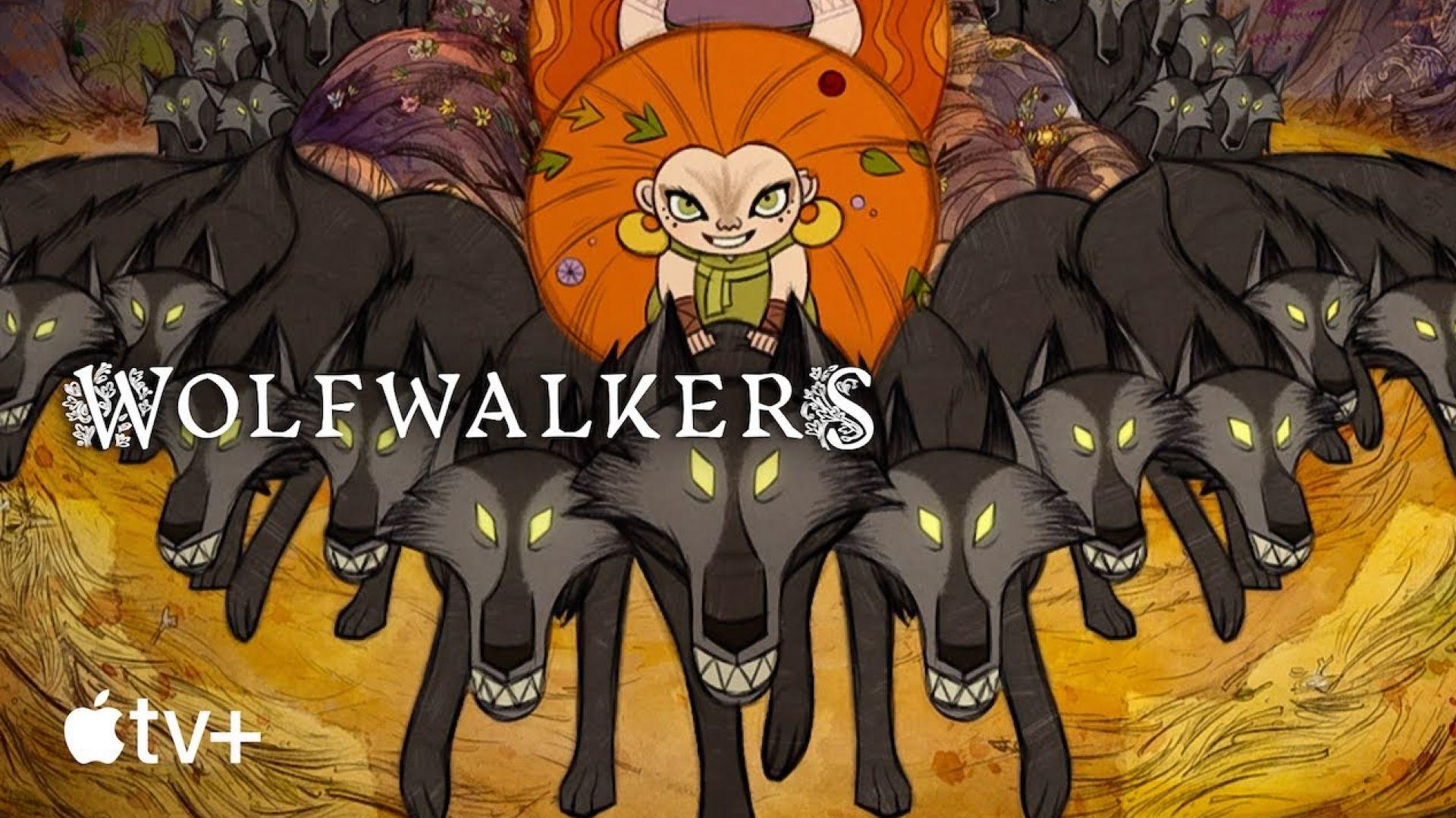 'Wolfwalkers' Teaser (Apple TV)