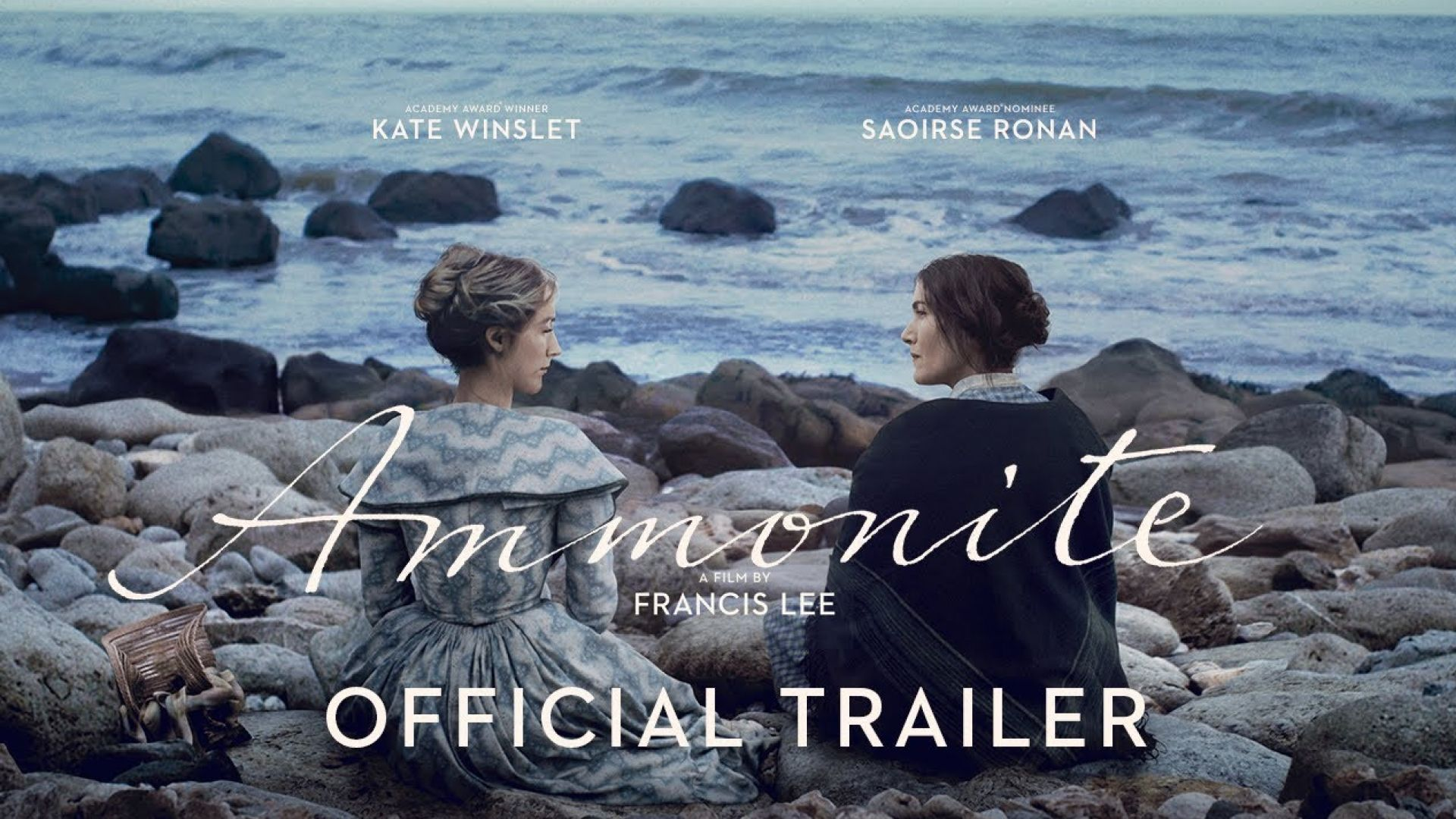 New 'Ammonite' Trailer with Kate Winslet and Saoirse Ronan