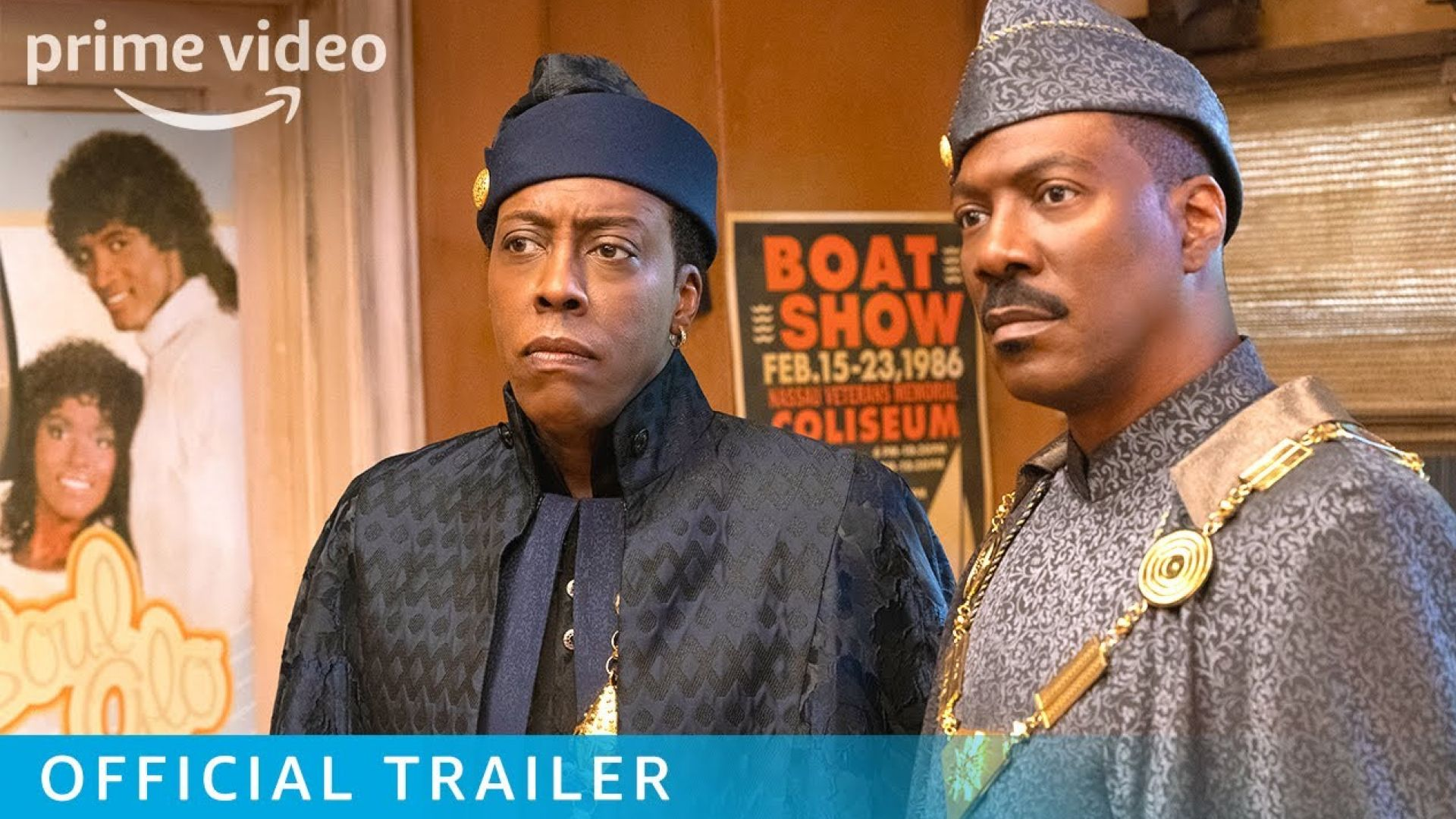 Coming 2 America Trailer • Coming to Amazon Prime on March