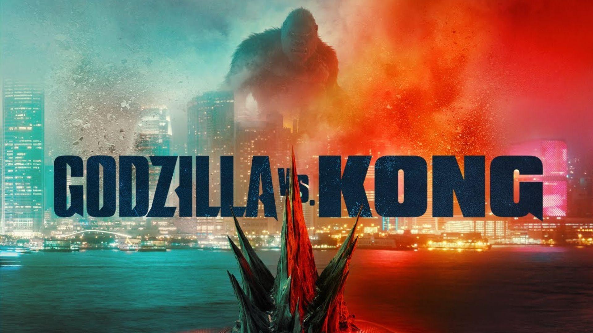 Godzilla vs. Kong Official Trailer