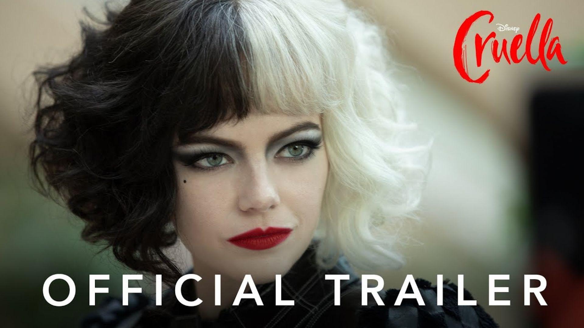Disney's 'Cruella' Official Trailer