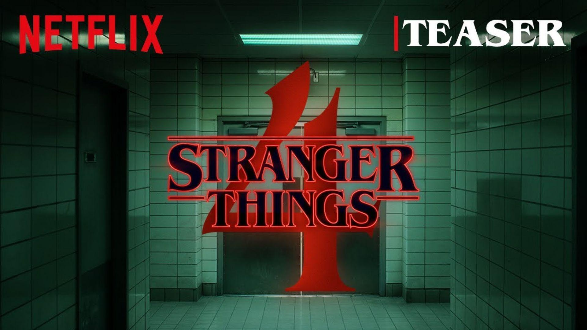 Stranger Things Season 4 Teaser