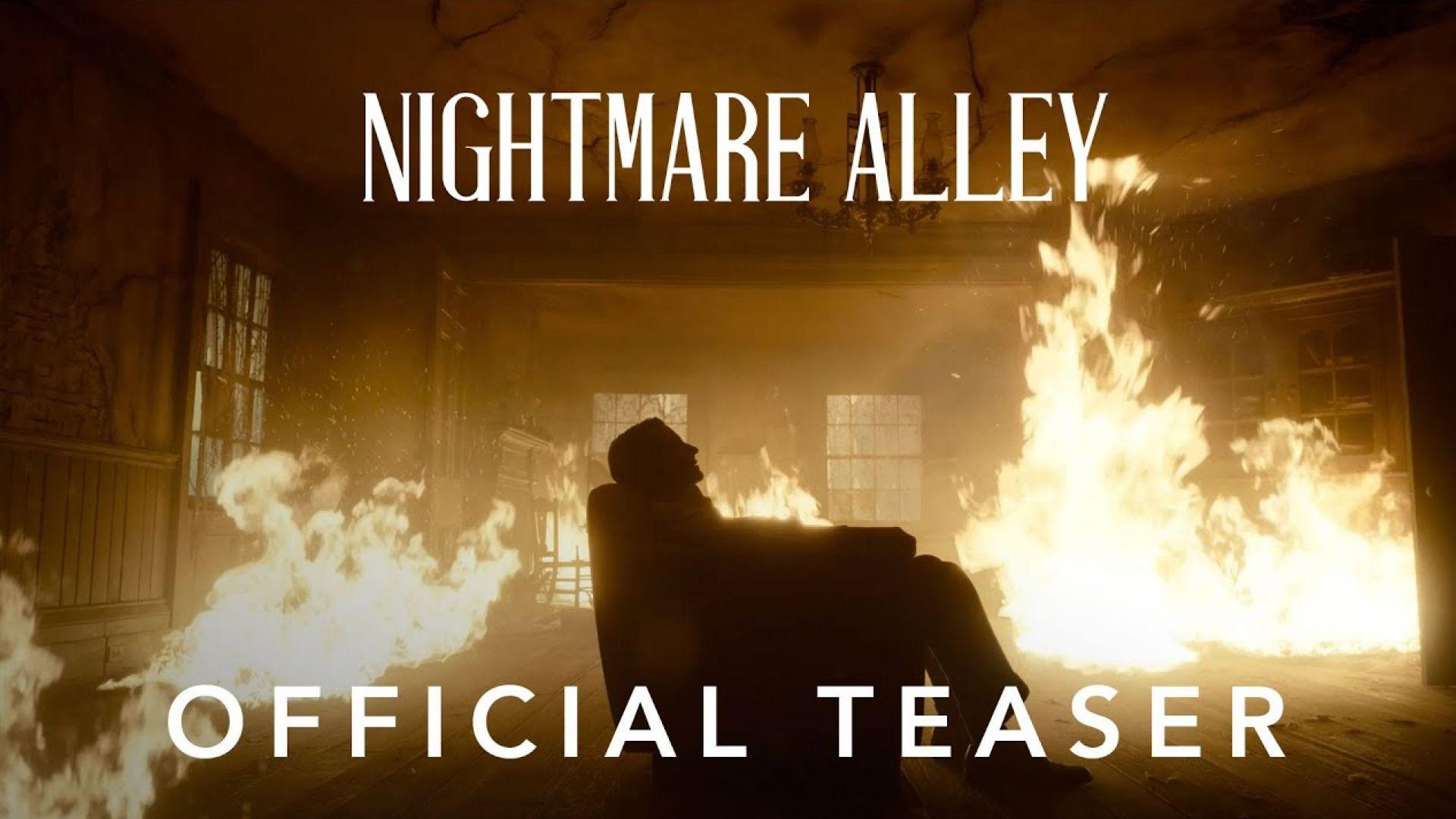 'Nightmare Alley' Trailer