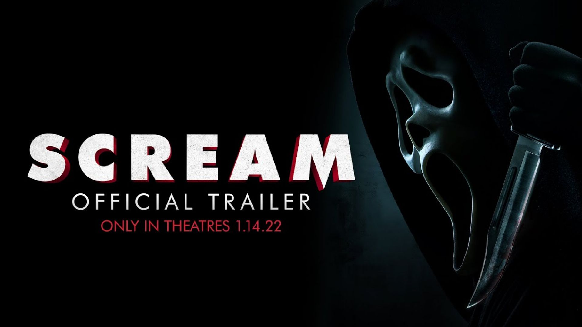 'Scream' Official Trailer