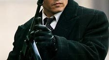 Johnny Depp stars as John Dillinger in Public Enemies