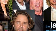 LNB:  Schwarzenegger, Jolie, Sherlock