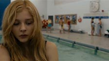 Chloe Grace Moretz shows her telekinetic skills in Carrie