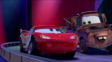 Check out that tow truck, Cars 2