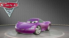 Holley Shiftwell in Cars 2