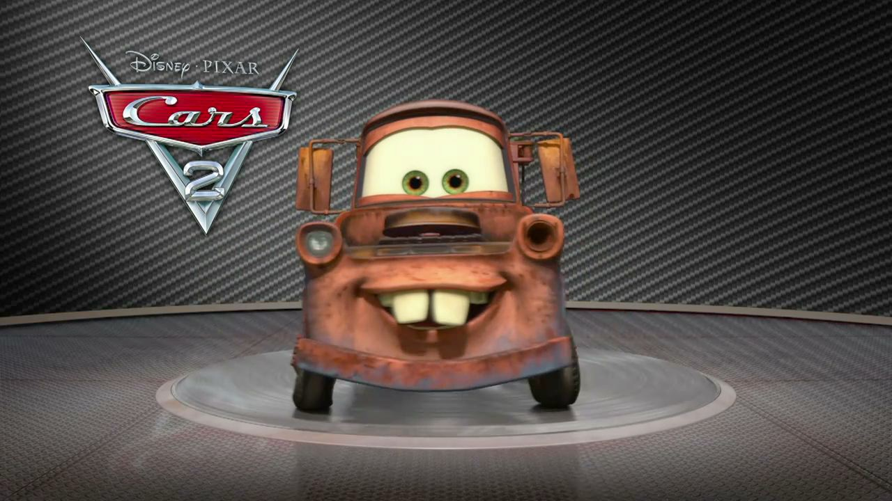Mater On The Turntable In Cars 2 Cultjer