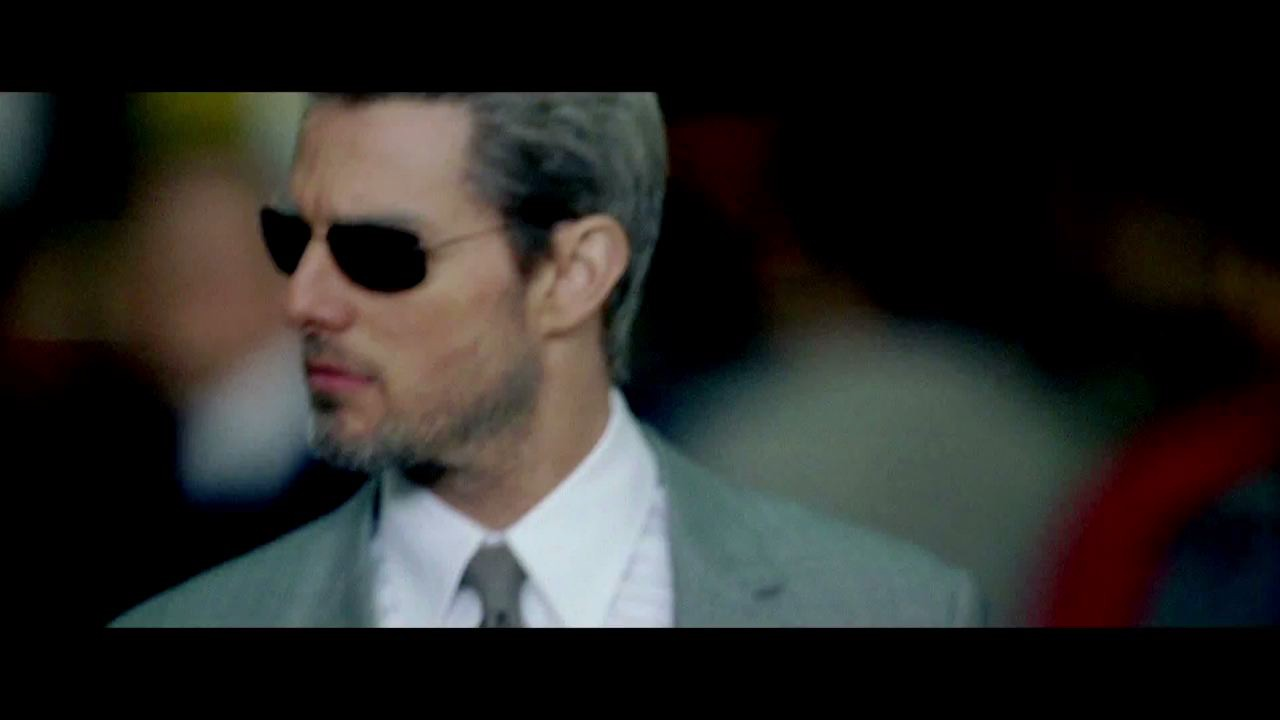 Jamie Foxx and Tom Cruise in Collateral | Cultjer Tom Cruise