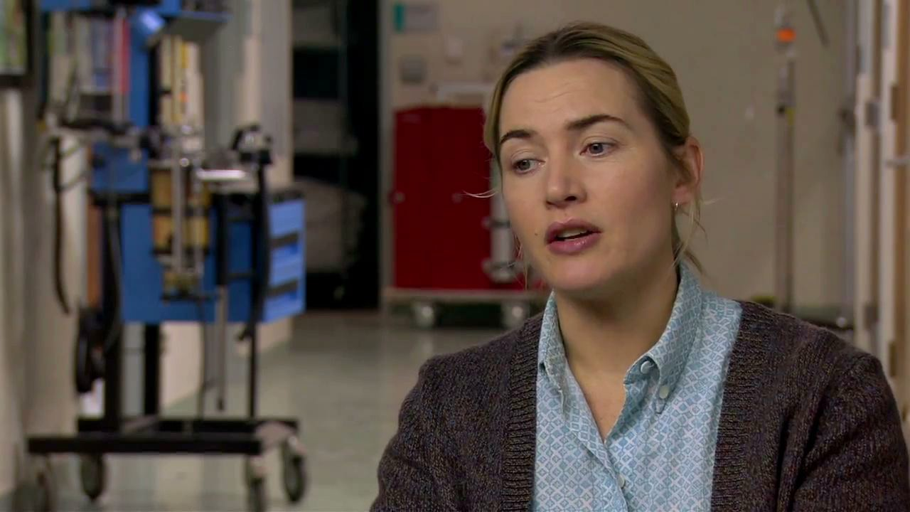 kate winslet on the script, steven soderbergh and her character HD
