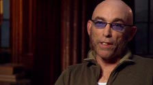 Jackie Earle Haley on being a butler and working with Johnny Depp and Tim Burton on Dark Shadows