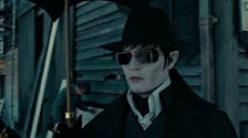 I'm a vampire. Congratulations. Dark Shadows