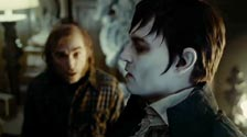 And I'm pretty sure he called me a hooker. Dark Shadows