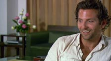 Bradley Cooper talks The Hangover 2
