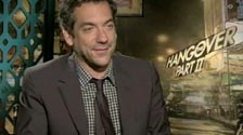 Todd Phillips talks about directing The Hangover Part II