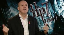 David Yates Interview Harry Potter 7