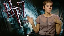Emma Watson Interview Harry Potter 7