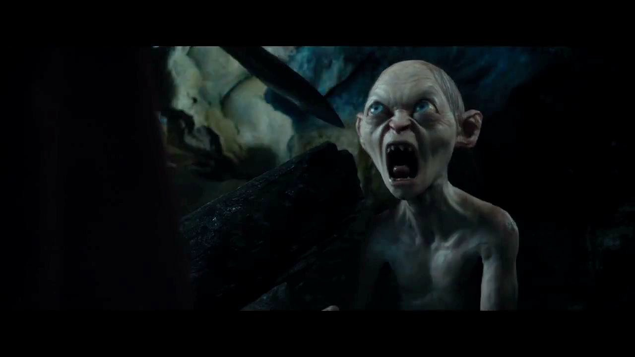 Gollum lord of the rings gif