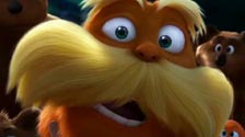 The Lorax tries to reanimate The Once-ler