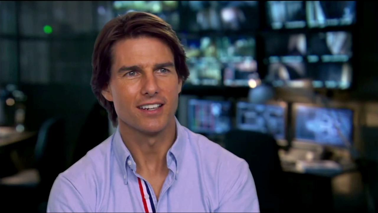 Tom Cruise On Brad Bird Jeremy Renner And Climbing The Burj Khalifa In Mission Impossible 4 Cultjer
