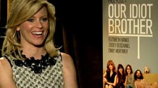 Elizabeth Banks talks about her most painful family memories for Our Idiot Brother