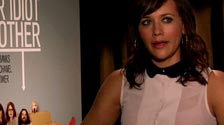 Rashida Jones talks about painful family memories for Our Idiot Brother