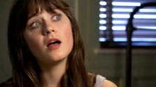 Zooey Deschanel on Our Idiot Brother