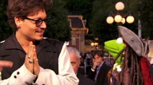Kermit interviews Pirates of the Caribbean 4 cast at Disneyland Premiere
