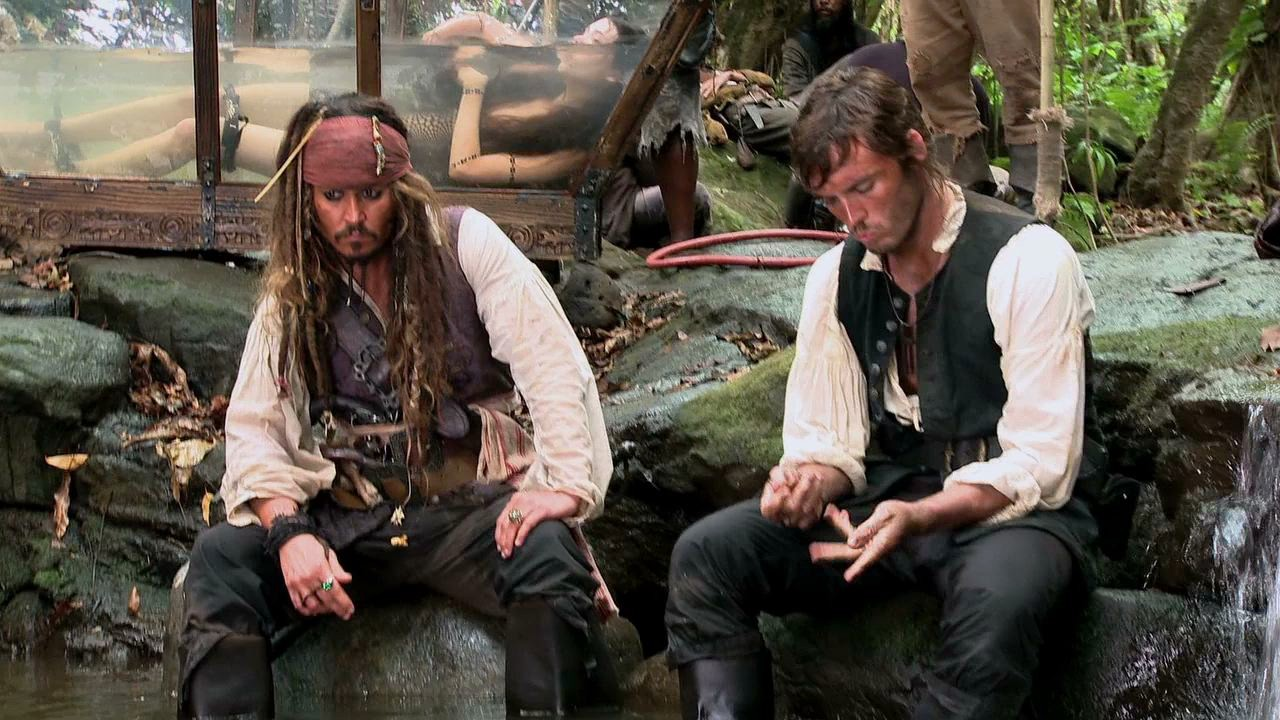 the pirates of the caribbean 4 characters | cultjer