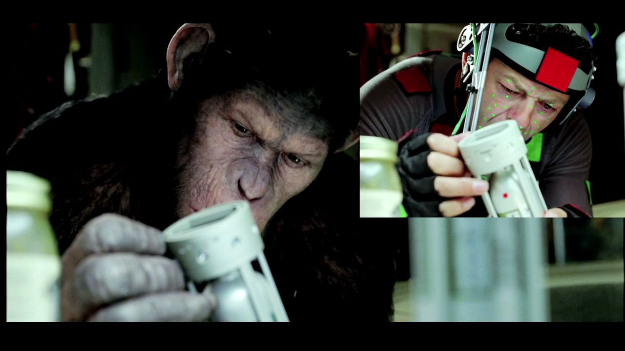 Visual Effects by WETA in Rise of the Planet of the Apes | Cultjer