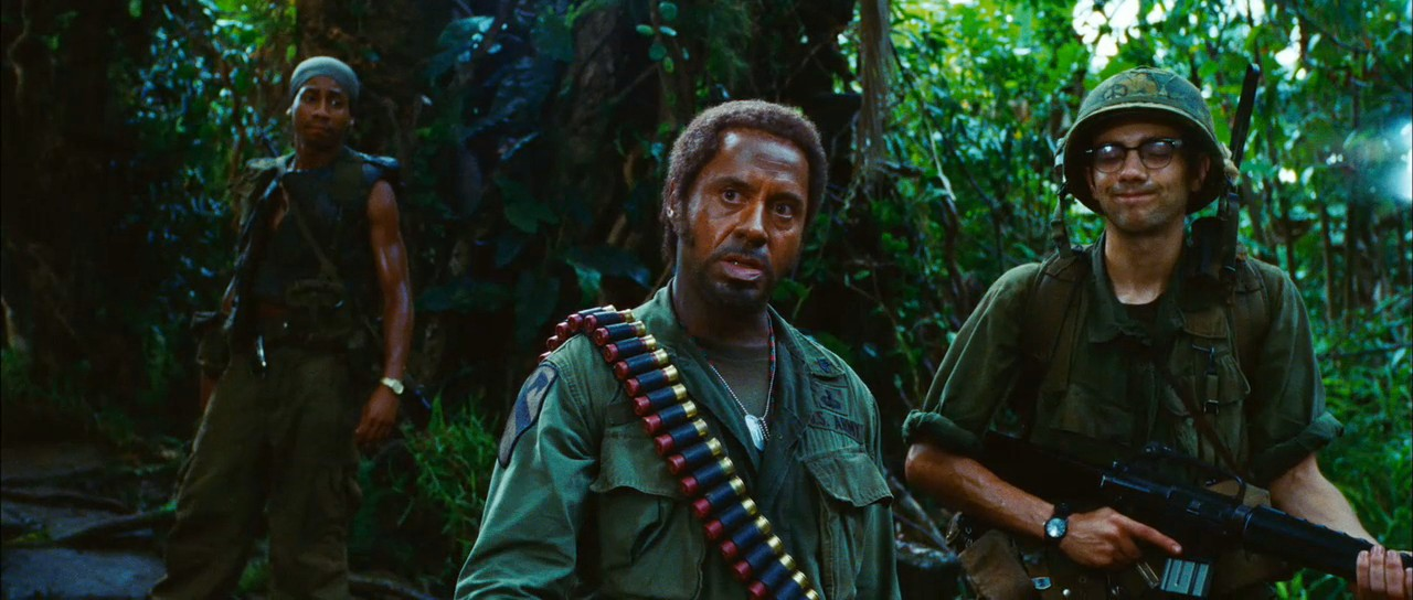 Tropic Thunder Theatrical | Cultjer